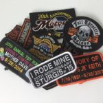 Custom-patches-embroidery-service-AM-Leather-Romulus-Michigan