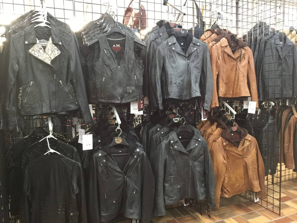 Women's Fashion Leather Coats, Jackets and Vests by AM Leather, Romulus, MI