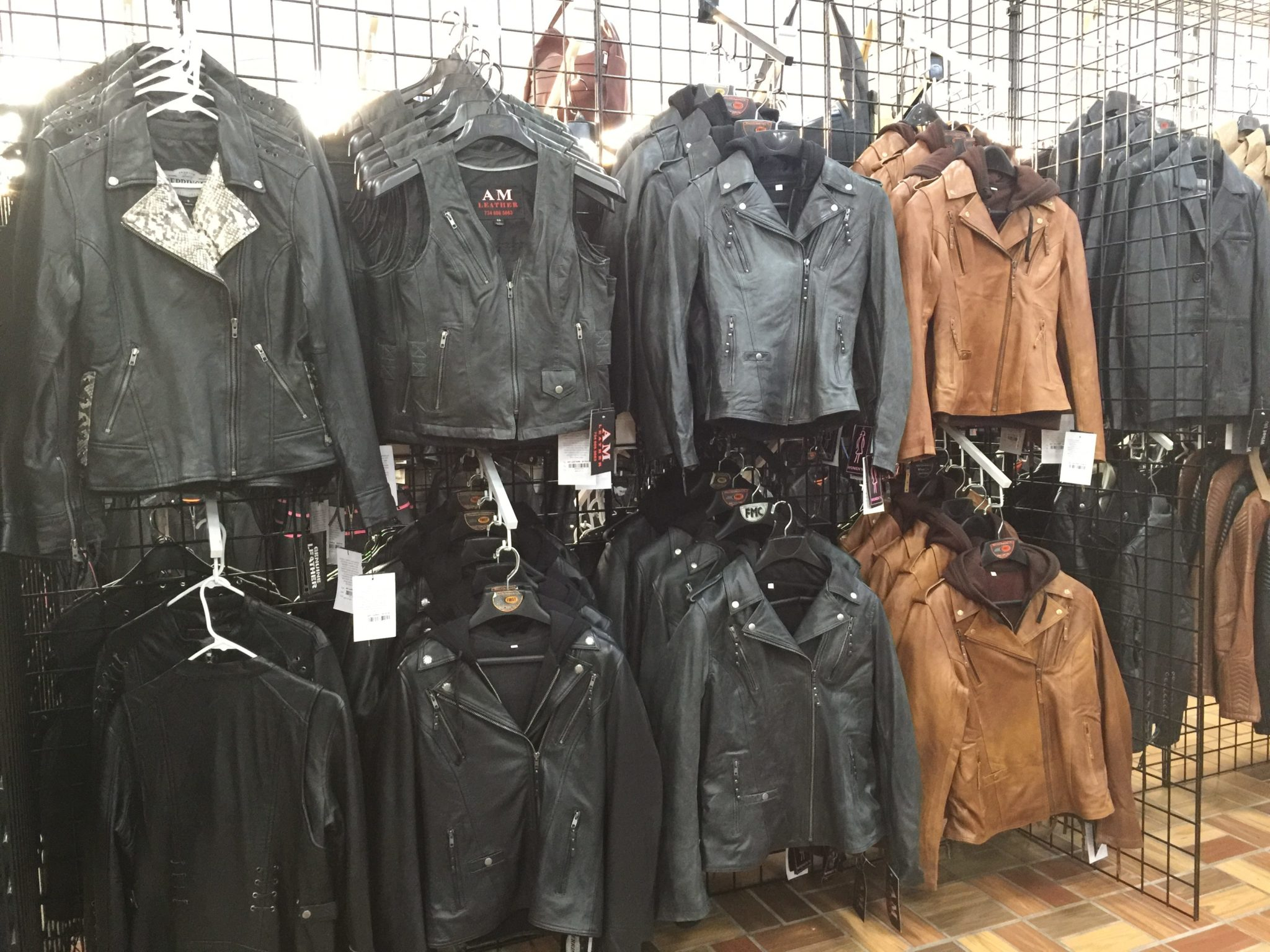 Women's Fashion Leather
