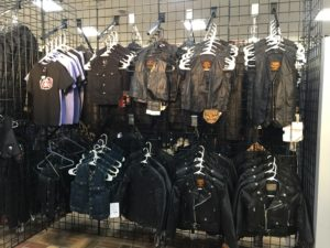 Children's Leather and Jean Coats, Jackets and T-Shirts at AM Leather, Romulus, MI