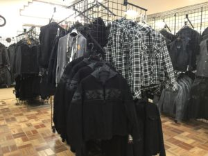 Biker Style Jackets, Hoodies, Sweatshirts and Flannel Shirts at AM Leather, Romulus, MI