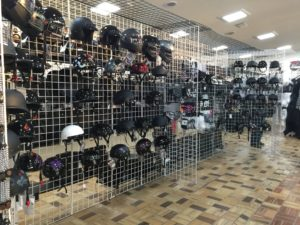 Men and Women's Motorcycle Helmets, Biker Helmets - AM Leather, Romulus, MI
