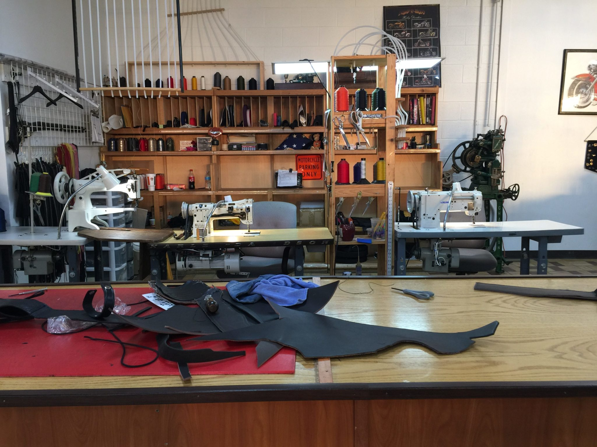 Sewing and Embroidery Services by AM Leather, Romulus, MI